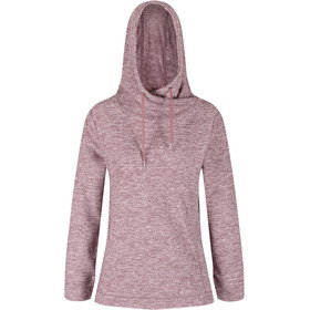 Regatta Kizmit II Fleece Hoodie Damen dusky heather